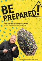 Book cover of BE PREPARED - THE FRANKIE MACDONALD GUID