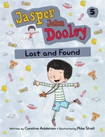 Book cover of JASPER JOHN DOOLEY 05 LOST & FOUND