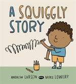 Book cover of SQUIGGLY STORY