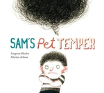 Book cover of SAM'S PET TEMPER