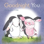 Book cover of GOODNIGHT YOU