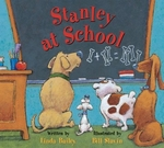Book cover of STANLEY AT SCHOOL
