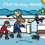 Book cover of 1ST HOCKEY WORDS