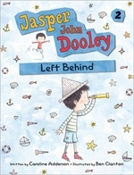 Book cover of JASPER JOHN DOOLEY 02 LEFT BEHIND