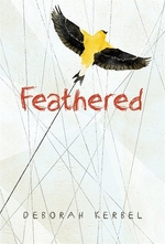 Book cover of FEATHERED