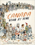 Book cover of CANADA YEAR BY YEAR