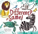 Book cover of DIFFERENT SAME
