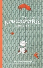 Book cover of PRUWAHAHA MONSTER