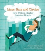 Book cover of LINES BARS & CIRCLES