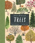 Book cover of NATURE ALL AROUND - TREES