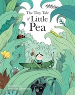 Book cover of TINY TALE OF LITTLE PEA