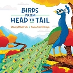 Book cover of BIRDS FROM HEAD TO TAIL