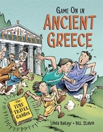 Book cover of GAME ON IN ANCIENT GREECE
