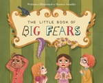 Book cover of LITTLE BOOK OF BIG FEARS