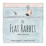 Book cover of FLAT RABBIT