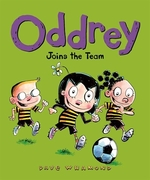 Book cover of ODDREY JOINS THE TEAM