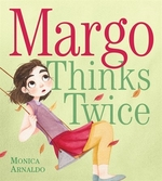 Book cover of MARGO THINKS TWICE