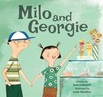 Book cover of MILO & GEORGIE