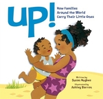Book cover of UP - HOW FAMILIES AROUND THE WORLD CARRY