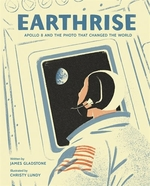 Book cover of EARTHRISE - APOLLO 8 & THE PHOTO THAT CH