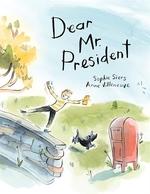Book cover of DEAR MR PRESIDENT
