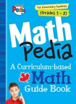 Book cover of MATHPEDIA GRADES 3-8