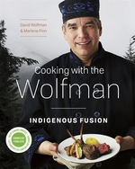 Book cover of COOKING WITH THE WOLFMAN
