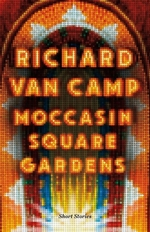 Book cover of MOCCASIN SQUARE GARDENS