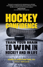 Book cover of HOCKEY CONFIDENCE