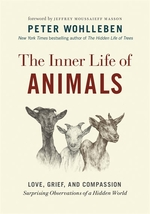 Book cover of INNER LIFE OF ANIMALS