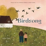 Book cover of BIRDSONG