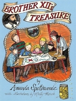 Book cover of BROTHER XII'S TREASURE