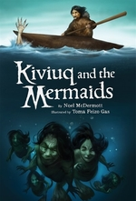 Book cover of KIVIUQ & THE MERMAIDS
