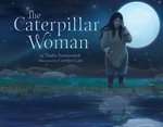 Book cover of CATERPILLAR WOMAN