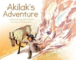 Book cover of AKILAK'S ADVENTURE