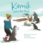Book cover of KAMIK JOINS THE PACK