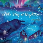 Book cover of IN THE SKY AT NIGHTTIME