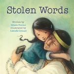 Book cover of STOLEN WORDS