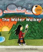 Book cover of WATER WALKER