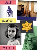 Book cover of ALL ABOUT ANNE