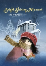 Book cover of BRIGHT SHINING MOMENT