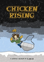 Book cover of CHICKEN RISING