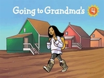 Book cover of GOING TO GRANDMA'S