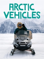 Book cover of ARCTIC VEHICLES