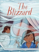 Book cover of BLIZZARD