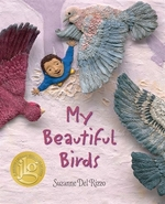 Book cover of MY BEAUTIFUL BIRDS