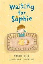 Book cover of WAITING FOR SOPHIE