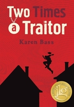 Book cover of 2 TIMES A TRAITOR