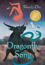 Book cover of DRAGONFLY SONG