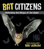 Book cover of BAT CITIZENS - DEFENDING THE NINJAS OF